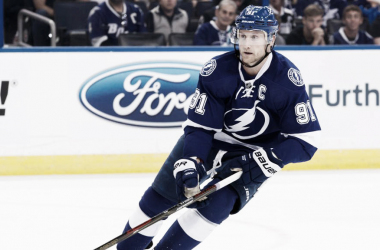 Steven Stamkos Tampa Bay Lightning struggling (Photo Courtesy of NHL.com)