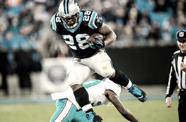 Los Panthers han decidido cortar al veterano Jonathan Stewart. | Foto: Carolina Panthers