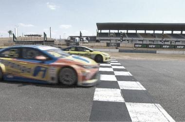 Final de la carrera 2 / Foto: Stock Car (Twitter)