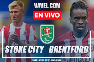 Stoke City vs Brentford EN VIVO: ¿cómo ver transmisión TV online en Carabao Cup?