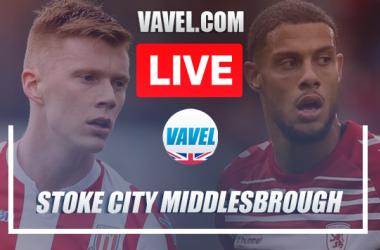 As it happened Stoke City vs Middlesbrough: Warnock makes perfect start as Boro boss (0-2)