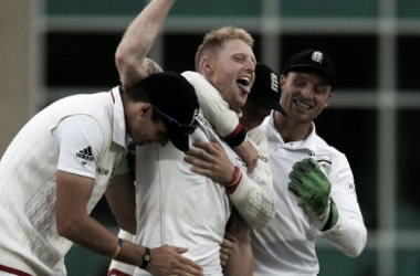 Ben Stokes puts England on the verge of Ashes triumph
