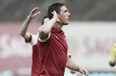 Bastó Stojiljkovic para los tres puntos