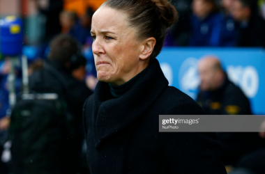 Casey Stoney delighted as United thumped Spurs in emphatic style