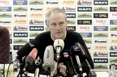 """Christian Streich: """"No hace falta que motive a mis jugadores, es un partido especial"""""""
