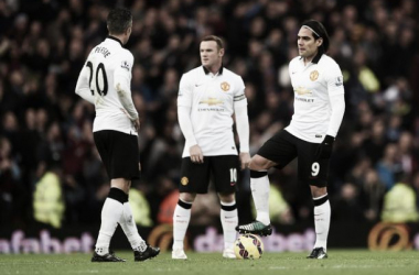 Manchester United 2014/15: Strikers Review