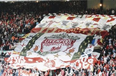 Bandera del Liverpool Football Club Fuente: PxHere, imagen libre