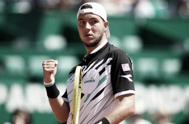 Struff garantiu vaga à segunda rodada do Rolex Monte-Carlo Masters (Foto: Divulgação/ATP)