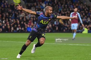 Burnley 0-1 Tottenham Hotspur: Lucas Moura header sends Spurs into the quarter-finals