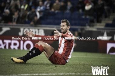Girona FC - Athletic Club: puntuaciones del Girona, jornada 22 de la Liga Santander