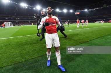 Alexandre Lacazette: A key man in Arsenal's new era