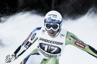 Sci Alpino - Cortina: Stuhec di un altro pianeta