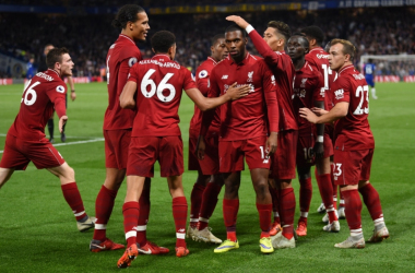 Daniel Sturridge rescued a point for the Reds | Photo: Liverpool FC.