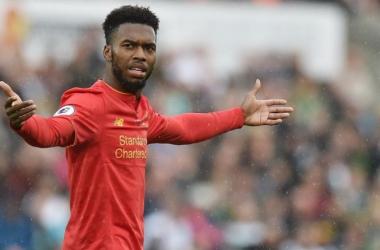 Daniel Sturridge has endured a tough start to the season with Liverpool (The Telegraph)