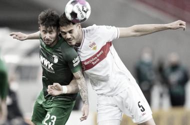 Stuttgart 2 a 1 Augsburg (Bundesliga / Divulgação)