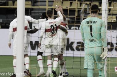 Vexame histórico! Borussia Dortmund é goleado pelo Stuttgart e amarga sequência negativa