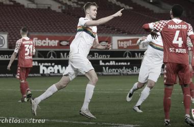 Stuttgart faz dois gols em 20 minutos sobre o Mainz e quebra jejum na Bundesliga