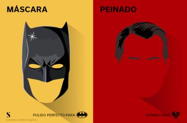 Batman - Superman: ¿Con qué estilo te quedas?