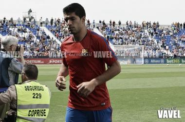 Luis Suárez completa un gran partido ante Venezuela