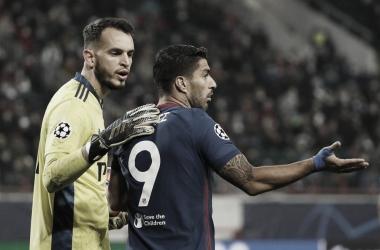 Lokomotiv segura empate contra Atletico de Madrid em Moscou
