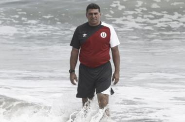 Suárez llegó a Universitario tras disputar el Mundial con la selección de Honduras. (Foto: libero.pe)