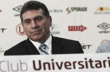 Suárez asumió como D.T de Universitario en marzo de 2015. (Foto: elcomercio.pe)