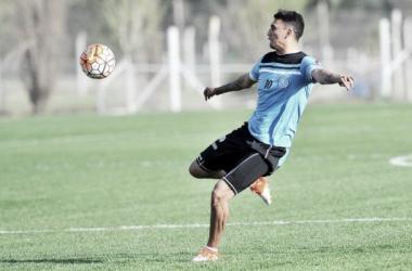 Matias Suarez una de las cartas ofensivas de Belgrano.(Foto:mundod)