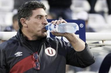 Suárez llegó al banquillo de Universitario a finales de Mayo. (FOTO: scoopnest.com)