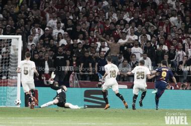 Final Copa del Rey | Foto: Daniel Nieto - VAVEL