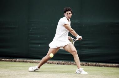 """Carla Suárez: """"Los torneos que quedan te pueden cambiar el año completamente"""""""