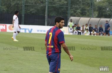 """Suárez: """"Quiero demostrar a la gente que quiero triunfar en el Barça"""""""