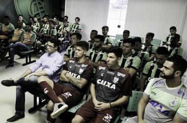 América-MG anuncia Paulo Ricardo como novo treinador da equipe Sub-20 do Coelho