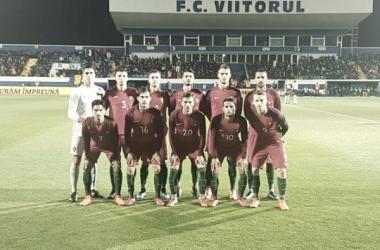 Selección de Portugal Sub 21 | Fuente: www.fpf.pt