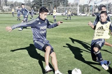 Foto: Selección Argentina (twitter)