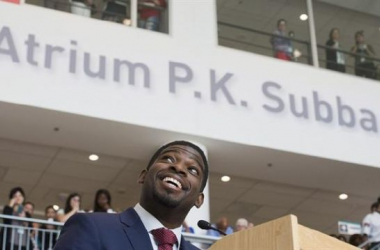 Canadiens' P.K. Subban Makes Unprecedented $10M Donation To Children's Hospital