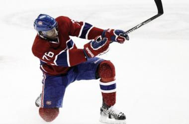 P.K. Subban vuelve al hielo /www.canadiensbrasil.com