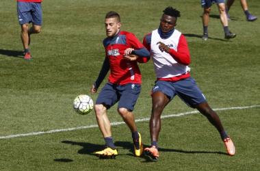 Success, principal novedad en la convocatoria para medirse al Málaga CF