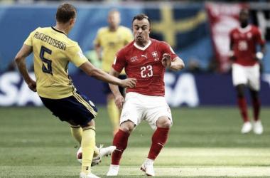 Suecia se clasificó a cuartos de final // Foto: Tribuna Sports