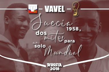 Suecia 1958, dos mitos para un solo Mundial