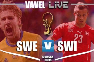 Resumen Suecia 1-0 Suiza en Mundial Rusia 2018