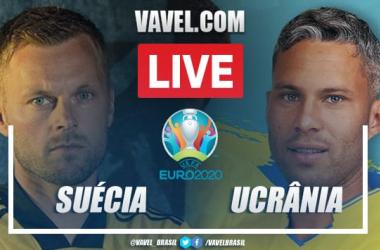 Gols e Melhores momentos de Suécia 1-2 Ucrânia