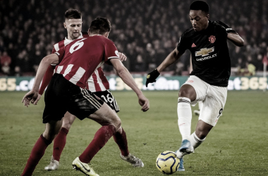 Manchester United e Sheffield se enfrentam em confronto direto por vagas europeias
