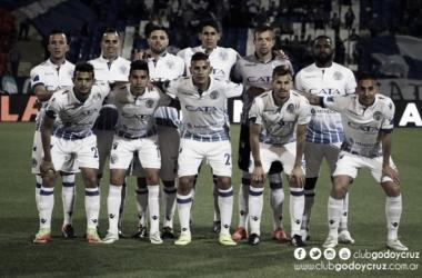 Los onces para enfrentarse a Independiente. Foto: Web
