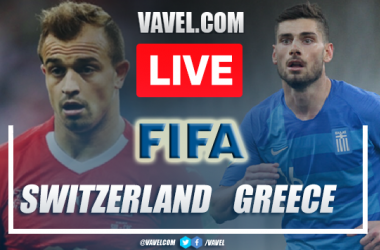Goals and Highlights: Switzerland 2-1 Greece in Friendly Match 2021