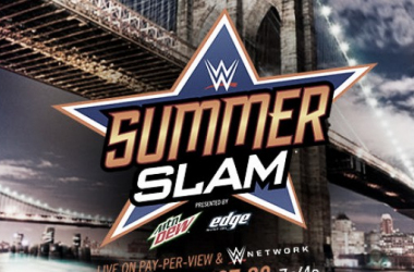 SummerSlam is looking strong on paper. Photo-WWE.com