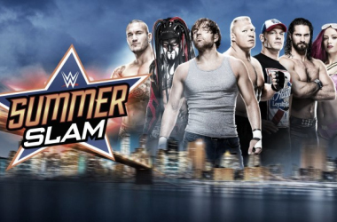 2016's SummerSlam has one of the most star-studded cards in recent years. Image source - wwe.com