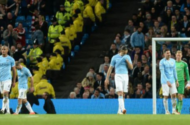 Manchester City's title hopes took a hammer blow on Tuesday night as they struggled to manage a draw against Sunderland.