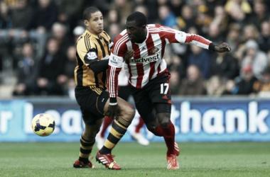 Sunderland - Hull City: mismos puntos, distintas inercias
