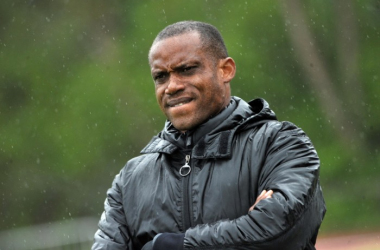 Fortuna Sittard unveilsSunday Oliseh as new coach