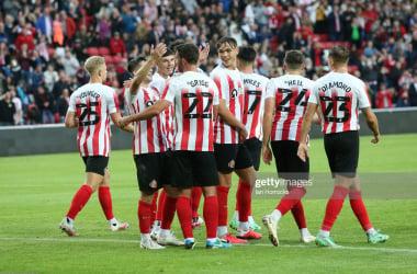 Photo by Ian Horrocks/Sunderland AFC via Getty Images